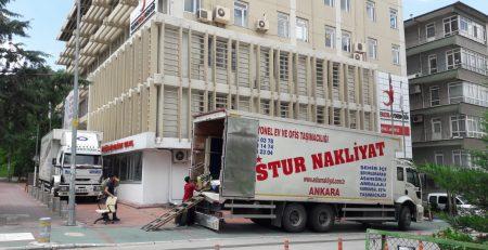 Kurusal Taşımacılık Ankara